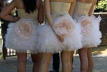 Bridesmaids Galore... / by Nikki