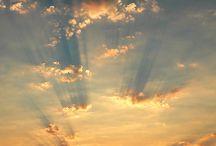 sunRISE, SUNset, SKY! / by Cheri