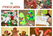 Christmas Pre School / by Judy Weis