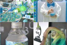 Mad Scientist Birthday / Grant's 6th Birthday / by Dawn Matlock