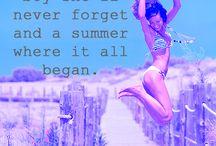 summer <3 / by Mackenzie Whiting