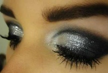 makeup is a girl's best friend / by Kyliah Thompson