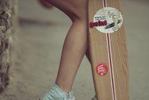 SURF & SKATE ♡♡♡ / by D E E S J E ♡♡♡