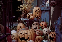 Halloween - Pumpkins / Be sure to check out all of my other Halloween boards. / by Monster Guts