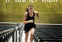fitness / by Lisa Adams Zoellner