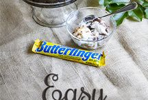 snacks / by Mindy Hocking