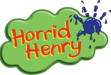 Horrid Henry / by Sarah Keery