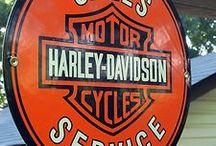 Harley stuff.... / by Teresa Fulk