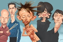 Music Artists  / by Jay Cousins