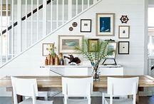 Dream Home: Gallery Walls / by Frank Howard Allen
