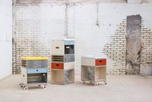 Furniture / by Patri Navarro