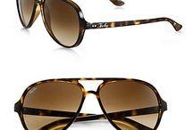 Sunglasses / by Claire Digiovanni