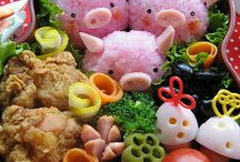 Lunch! and Bento Boxes! / by Tracy Wiley