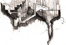 Architectural Sketches / by Houseplans LLC