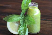 clean eating - sauces and marinades / by Chelsea Smith