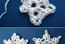 Crochet and Embroidery Action / by Elizabeth Krag