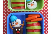 Christmas snacks / by Amy Miller
