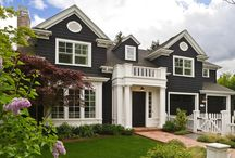 Exterior Paint / by Dane Caldwell