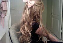 Hair / by Caitie Drew