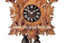 cuckoo clocks / by Carol Fix