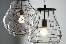 Light My Way / Lighting I love / by Sarah Ann Malone
