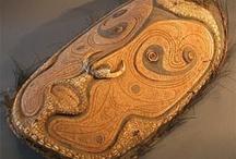 Tribal Art & Folk Art / by Mark BusaccaGallery.com