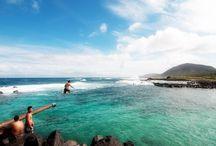 HAWAII / 50th State  / by Reed Samoa