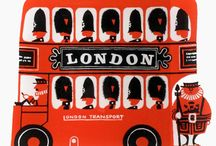 London / by Jami Burgess