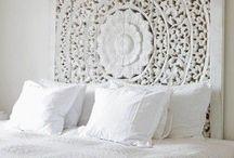 bed / by Jasmine Franklund-Mavity