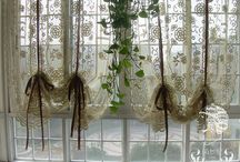 curtains/drapes / by Linda Langer