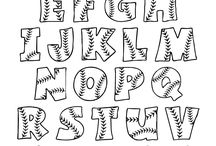 Lettering / by Tammy Fisher