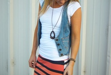 My outfits  / by Kasey Grauerholz, Premier Designs Jeweler
