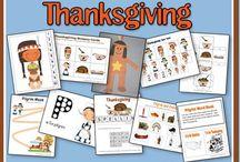 Thanksgiving / by Brittnee Belt