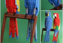 Lego lover / by Rebekah Brown
