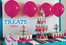 AnnaB Birthday Ideas / by Kristy Holmes