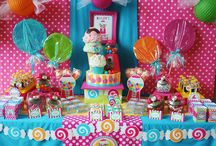 Kids Party Ideas / by Kim Douglas Patterson