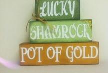 St. Patricks Day / by Steffanie Peck