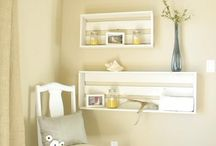 Home Organization Ideas / Get your home organized with 3M DIY's easy wall mounting and fastening solutions.  / by 3MDIY