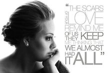 Love Me Some Adele / by Kathy Minton