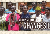 Let's Do Some (Socially Responsible) Shopping / by Michelle Spear