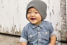 baby boy outfits / by Rachel Carmona Hughes
