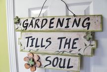 gardening / These pins are not mine, unless I say so. If not a good website please remember to delete or spam them. Thanks and have fun! / by Judy