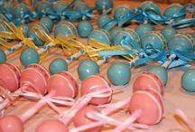 Baby Shower ideas / by Sheila Diggs