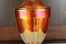 Carnival glass.. / by Christina Phoenix