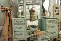 furniture and room accesories / by Susan Wilson