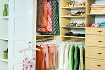 Closets / by Marian Dicus