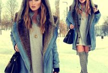 Winter Style / by Anabella Hill