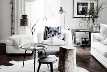 Living Room Dining Room makeover  / by Kelly Bower of Creative Spirit