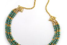 Egyptian Jewelry / by Merrie P.  Wycoff