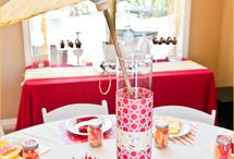 Summer party ideas  / by Candice BreAnna
